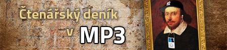 Čtenářský deník v MP3 (ProgresGuru.cz)