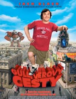 Gulliverovy cesty - filmový plakát