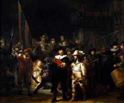 Rembrandt Harmensz van Rijn - Noční hlídka