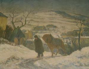 Vlastimil Rada - V zimě