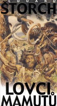 Zdeněk Burian - Lovci mamutů (obálka knihy)